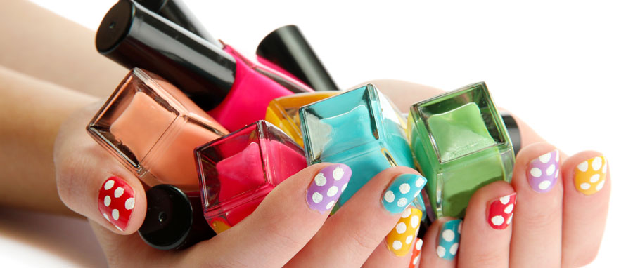nagelprodukter