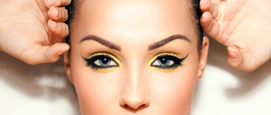 ögonbrynsfärg