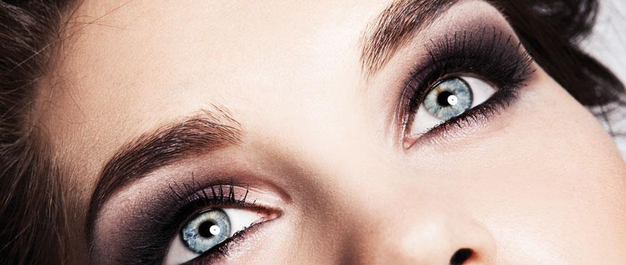 ögonbrynsskugga