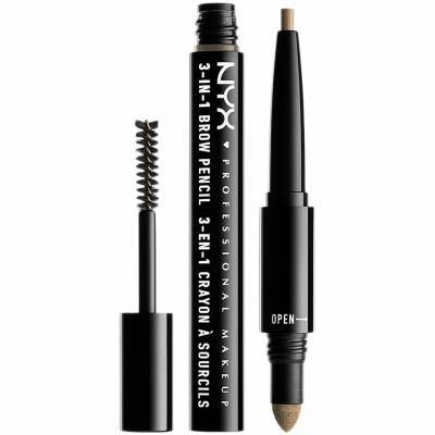 3-In-1 Brow Pencil - Blonde
