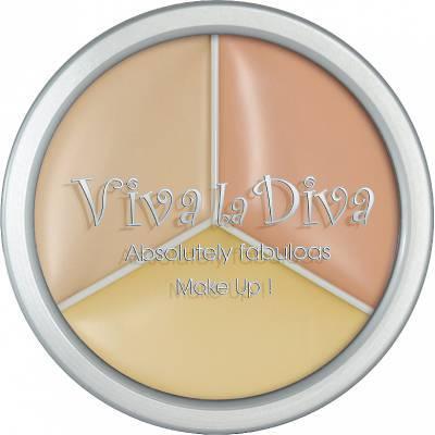 3 In 1 Concealer, 5g Viva la Diva Concealer
