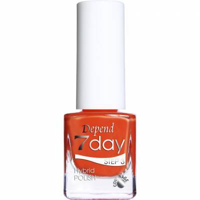 7 Day Hybrid Polish, 5ml Depend Nagellack
