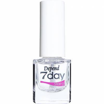 7 Day Protecting Base, Depend Nagellack