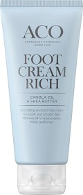 ACO Foot Cream Rich, 100 ml