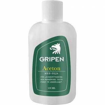Aceton Med Olja, Gripen Nagellacksborttagning