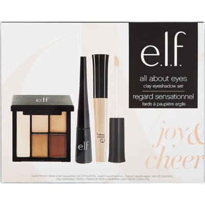 All About Eyes Palette Set, e.l.f. Ögonpaletter