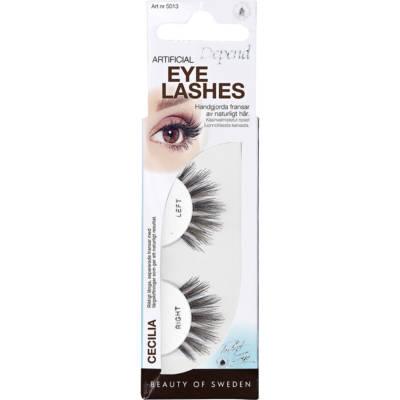 Artificial Eyelashes, Depend Lösögonfransar