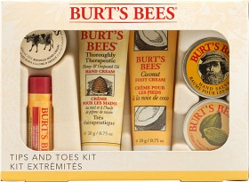 Burt's Bees Tips and Toes Kit, presentförpackning