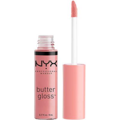 Butter Gloss, 6,5g NYX Professional Makeup Läppglans
