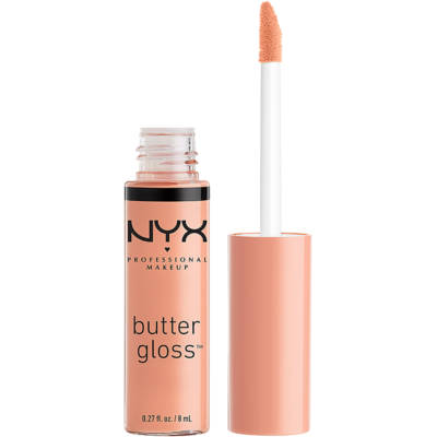 Butter Gloss, 8ml NYX Professional Makeup Läppglans