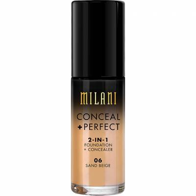 Conceal & Perfect Liquid Foundation, Milani Foundation