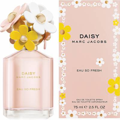 Daisy Eau So Fresh EdT, 75ml Marc Jacobs Parfym