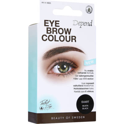 EyeBrow Colour, Depend Ögonbryn