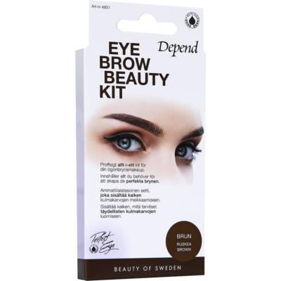 Eyebrow Beauty Kit, Depend Ögonbryn