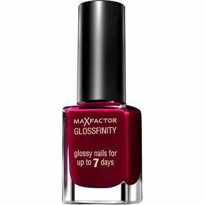 Glossfinity, Max Factor Nagellack