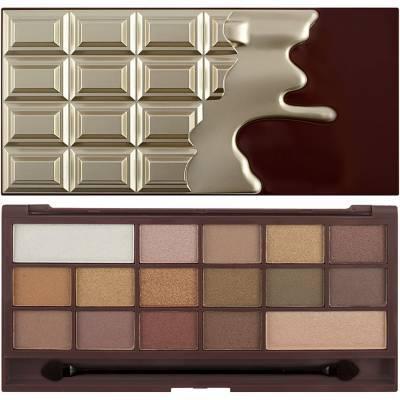 I Heart Makeup - Golden Bar 16 Eyeshadows
