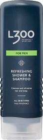 L300 For Men Shower & Schampo, 250 ml