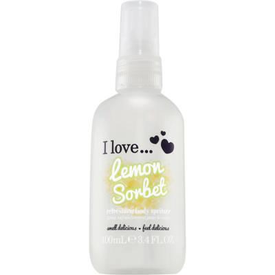 Lemon Sorbet, 100ml I love… Body Mist