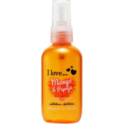 Mango & Papaya, 100ml I love… Body Mist