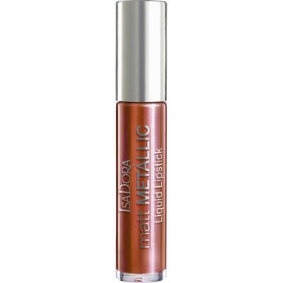 Matt Metallic Liquid Lipstick, IsaDora Läppstift