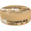 Matte Head, E+46 Hårvax