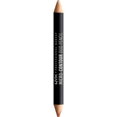 Micro Contour Duo Pencil, NYX Professional Makeup Contouring
