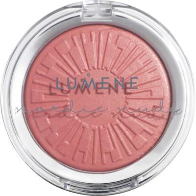 Nordic Nude Light Reflecting Blush, 4g Lumene Rouge