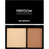 Pro Contour Kit, Freedom Makeup London Contouring