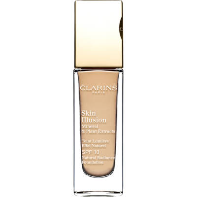 Skin Illusion Foundation SPF10, Clarins Foundation