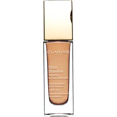 Skin Illusion Foundation SPF10, Clarins Foundation
