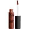 Soft Matte Metallic Lip Cream, NYX Professional Makeup Läppstift