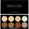 Ultra Contour Palette, Makeup Revolution Contouring