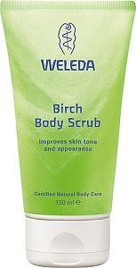 Weleda Birch Body Scrub, 150 ml
