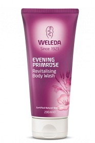 Weleda Evening Primrose Revitalising Body Wash, 200 ml