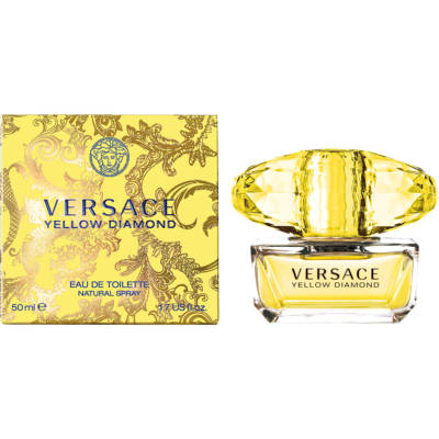 Yellow Diamond EdT, 50ml Versace Parfym