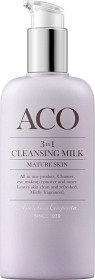 ACO Face 3-in-1 Cleansing Milk, 200 ml