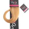 PoZe Äkta Clip N Go Set Extensions #10B/11N Glam Blonde