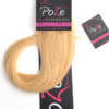 PoZe Äkta Clip N Go Set Extensions #11G Gorgeous Gold 11