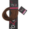 PoZe Äkta Clip N Go Set Extensions #6B Lovely Brown 4
