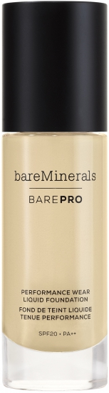 bareMinerals barePRO Performance Wear Liquid Foundation SPF 20 Warm Li