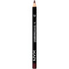 Slim Lip Pencil, 1g NYX Professional Makeup Läppenna
