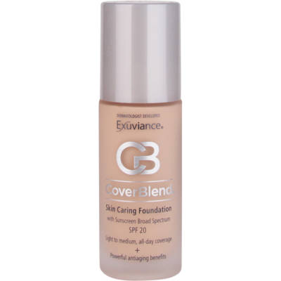 CoverBlend Skin Caring Foundation - Warm Beige SPF20 30ml