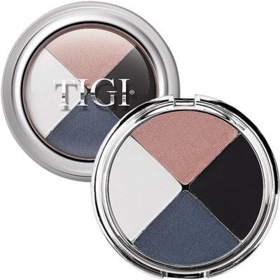 Köp High Density Quad Eyeshadow, Smoky Hot TIGI Cosmetics Ögonskugga fraktfritt