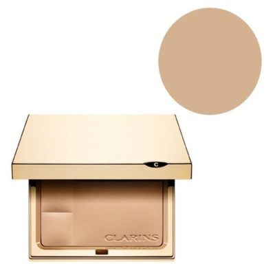 Clarins Ever Matte Shine Control Mineral Powder Compact 02 Medium