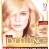 Excellence, L'Oréal Paris Permanent Hårfärg 10,0 Mycket ljusblond