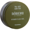 Nõberu of Sweden Fusion Clay Gel Amber Lime 80 ml