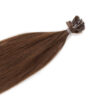 Nail Hair Premium Rakt 5.0 Brown 40 cm