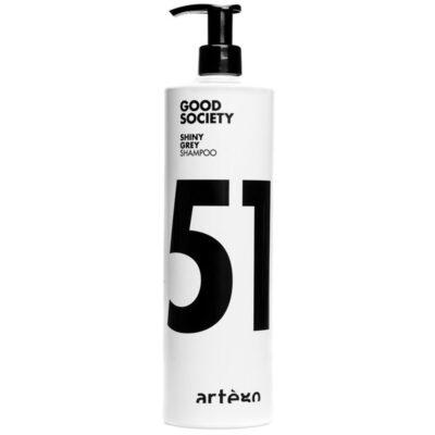 Artègo Good Society GS51 Shiny Grey Shampoo 1000 ml