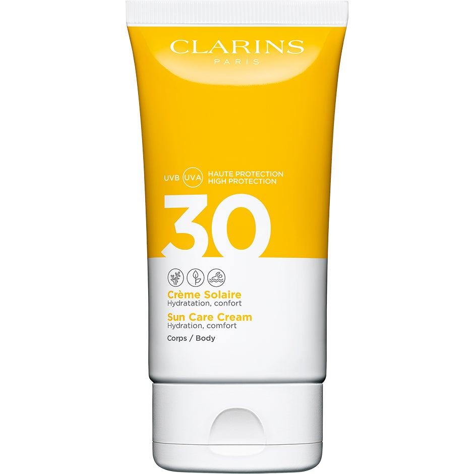 Clarins Sun Care Cream For Body SPF30, 150 ml Clarins Solskydd