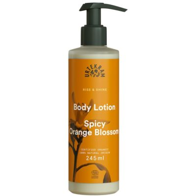Urtekram Rise & Shine Spicy Orange Blossom Body lotion Organic 245 m